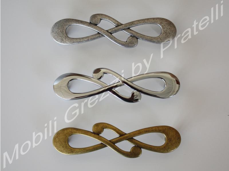 Maniglie e pomelli maniglie e pomelli linea decorations maniglia decorations art 4 - Maniglie plastica per mobili ...