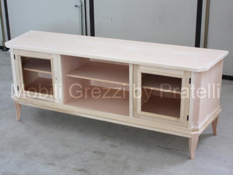 Mobili porta tv grezzi mobile porta tv country grezzo - Mobili in legno usati ...