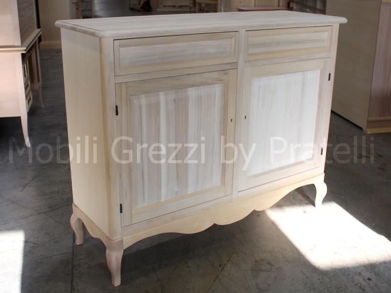 Credenza Da Verniciare : Mobili in legno grezzo da verniciare decorare la tua casa