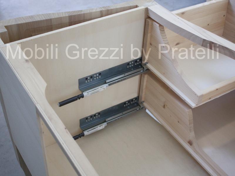 Top Bagno Legno Grezzo.Mobili Bagno In Legno Grezzo Gallery Of Bellonbx With Mobili Bagno