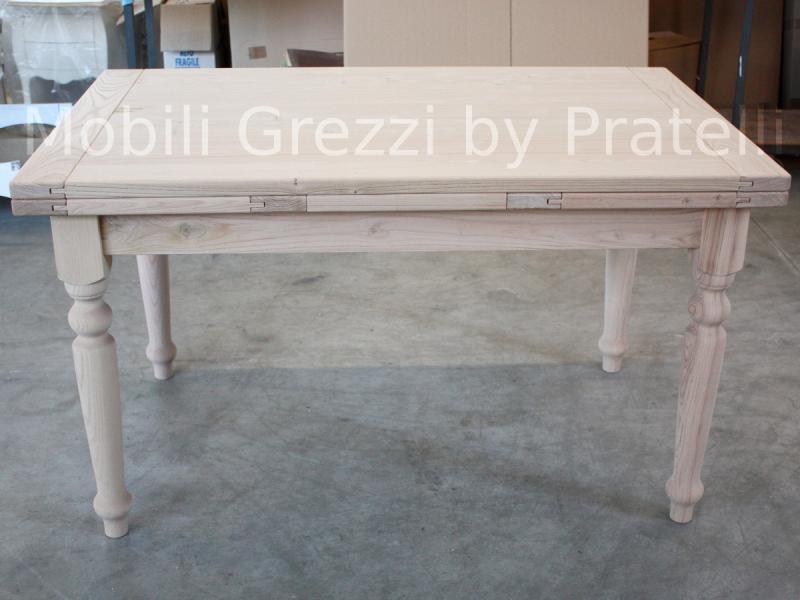 Tavoli Grezzi, Tavolo Grezzo in Legno Massello di Castagno (RICHIEDI ...