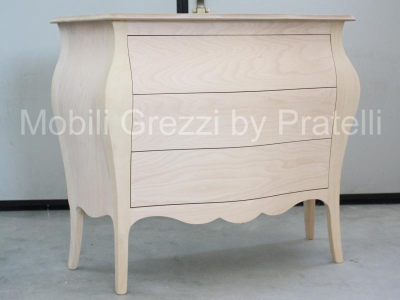 Comodini grezzi da decorare 28 images mobili grezzi mobili cagnolo comodinobombato in legno - Mobili grezzi da decorare ...