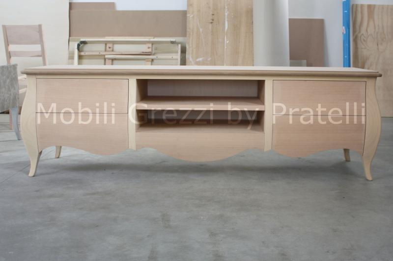 Mobili moderni grezzi mobili e mobilifici a torino arte for Mobili grezzi on line